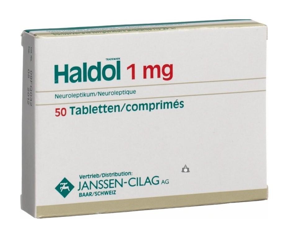 هالدول أقراص Haldol Tablets لعلاج انفصام الشخصية