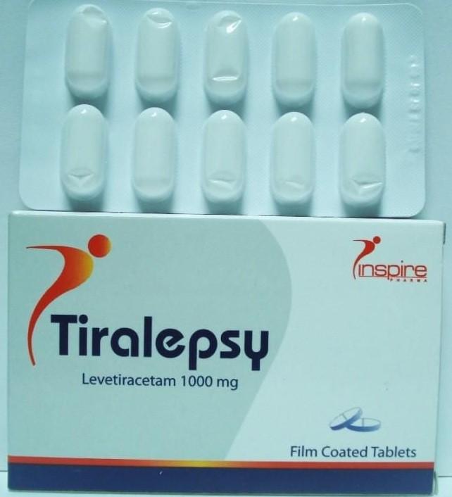 Photo of تيراليبسى أقراص Tiralepsy Tablets لعلاج الصرع ومهدئ للتشنجات