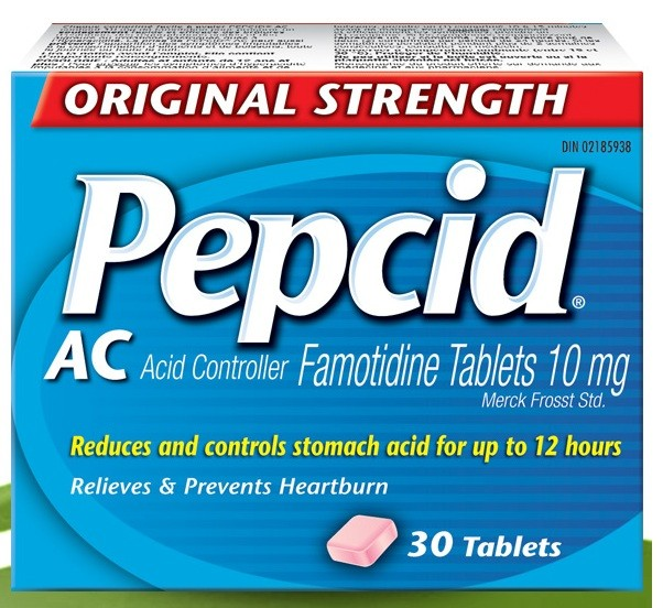 Photo of بيبسيد أقراص PEPCID لعلاج ارتجاع المريء والتخلص من قرحة المعدة