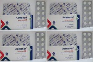 اكتينون اقراص Achtenon لعلاج الحركة المفرطة والشلل الرعاش