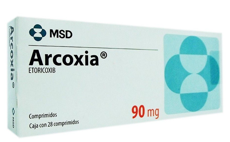دواء أركوكسيا arcoxia مسكن قوي للألم ومضاد للألتهابات