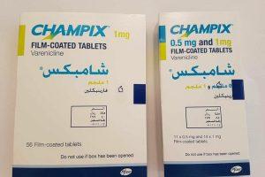 دواء شامبكس champix للإقلاع عن التدخين و سعر دواء champix في مصر