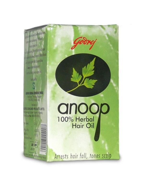 موانع الاستعمال لزيت أنوب Anoop Hair Oil