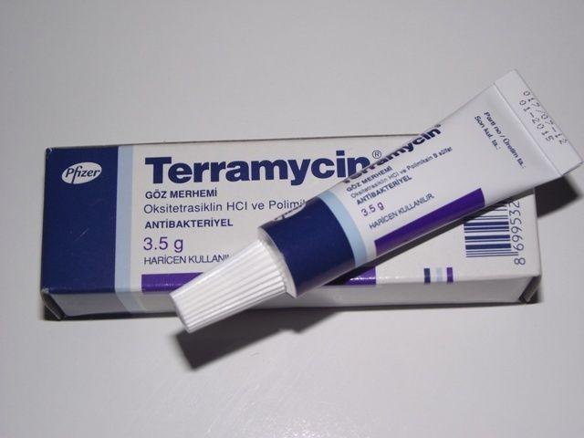 Photo of تيراميسين مرهم Terramycin Ointment لعلاج إصابات العين