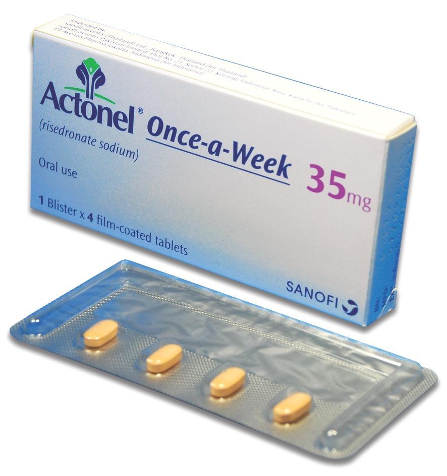 Photo of أكتونيل أقراص Actonil tablets لعلاج هشاشة العظام والكسور