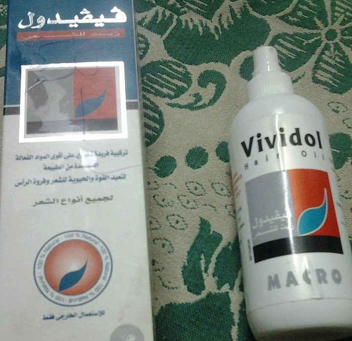 Photo of زيت فيفيدول Vividol Hair Oil لعلاج جفاف الشعر وتساقطة