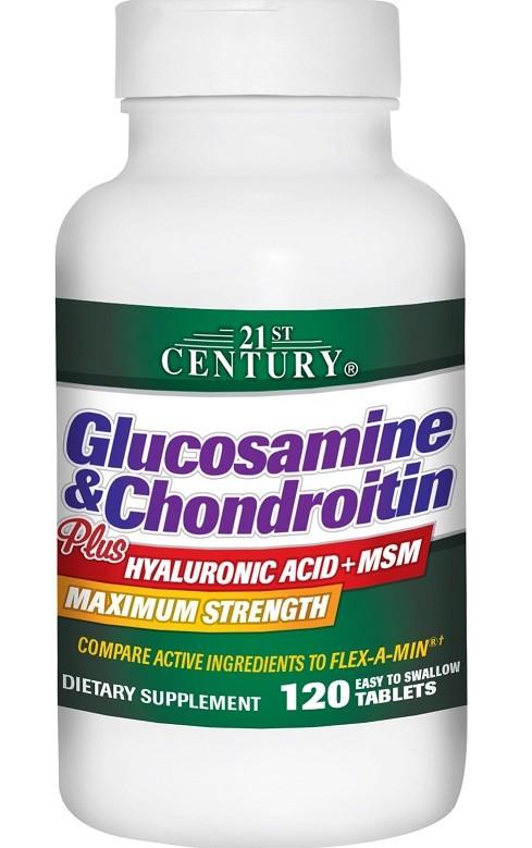 الآثار الجانبية لدواء جلوكوزامين كبسولات
