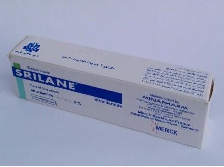 الآثار الجانبية لدواء srilane كريم