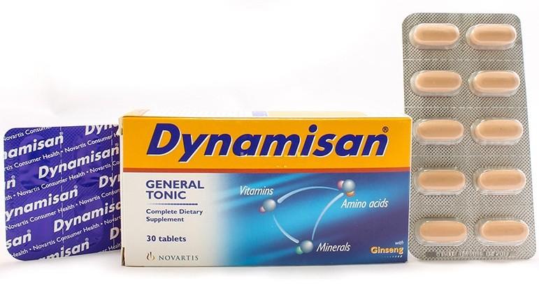 الجرعة وطريقة الأستخدام لدواء ديناميزان أقراص