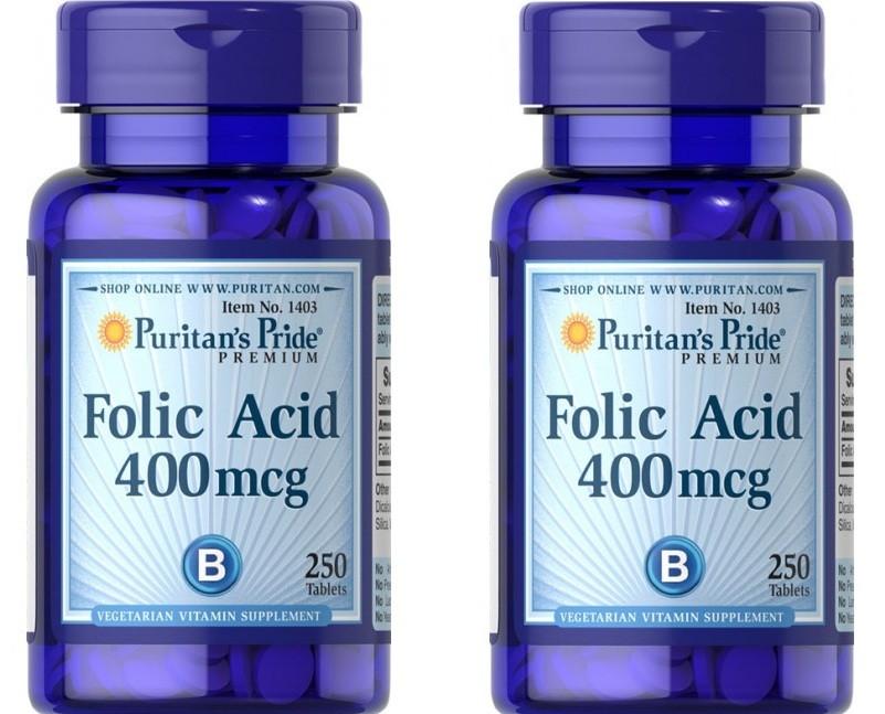 الآثار الجانبية لدواء فوليك أسيد أقراص