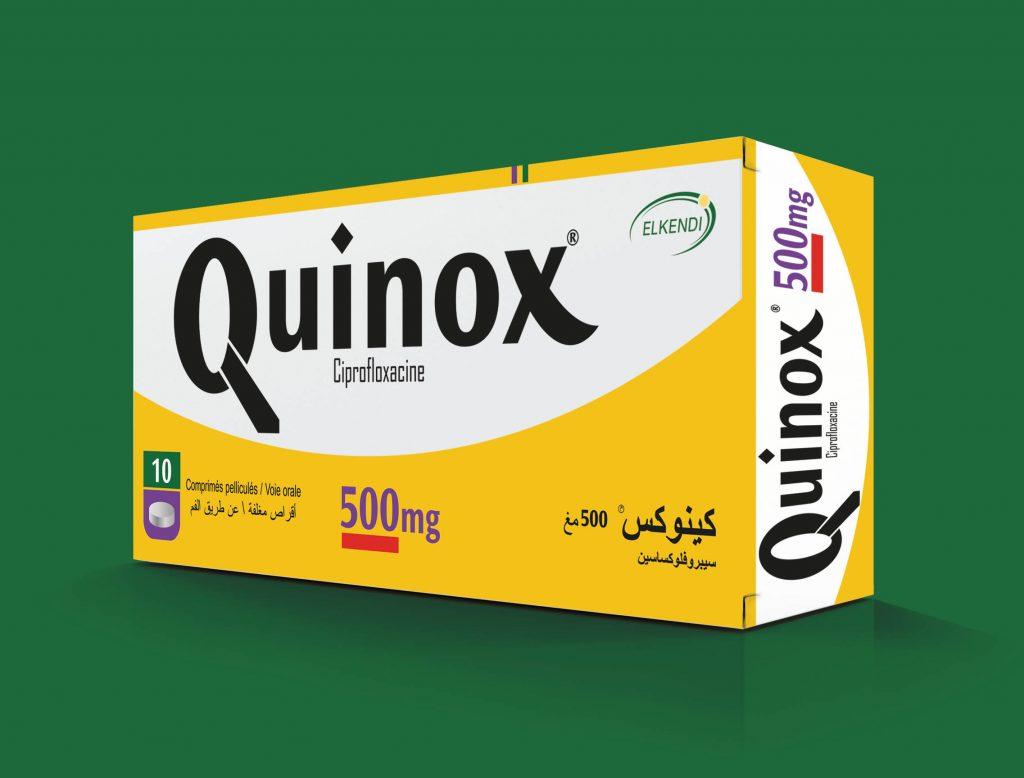 الآثار الجانبية الخاصة بدواء Quinox Tablets