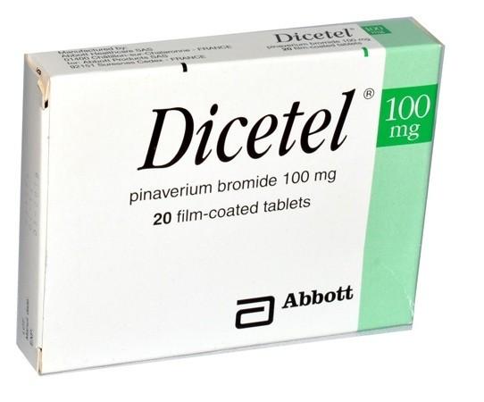 موانع الاستعمال لدواء ديستيل أقراص Dicetel Tablets