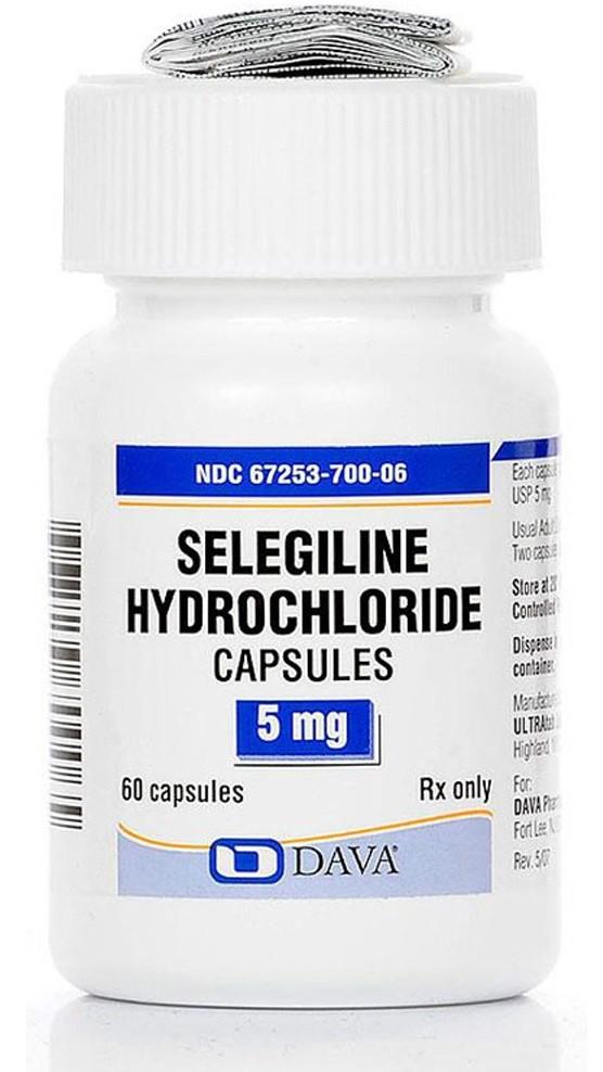 الآثار الجانبية لدواء سيليجلين أقراص لعلاج الشلل الرعاش