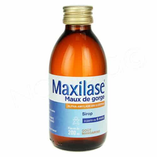 الآثار الجانبية لعلاج ماكسيلاز