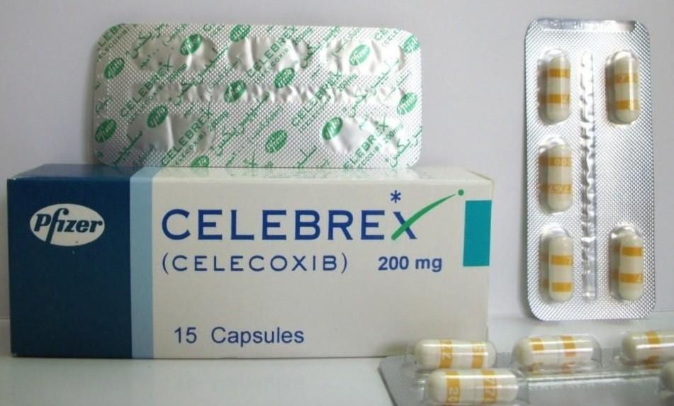 دواء سليبريكس Celebrex أقراص مضادت للإلتهابات ومسكن الآلم