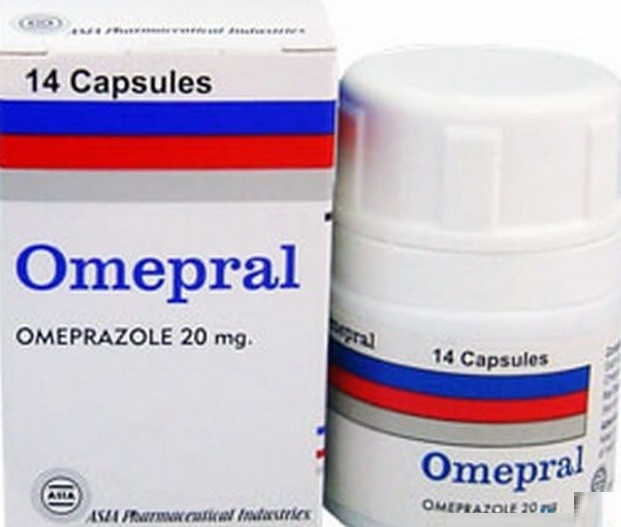 الآثار الجانبية لهذا الدواء Omepral Capsules