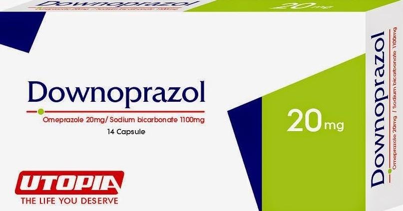ما هي مضاعفات تناول دواء Downoprazol Capsules