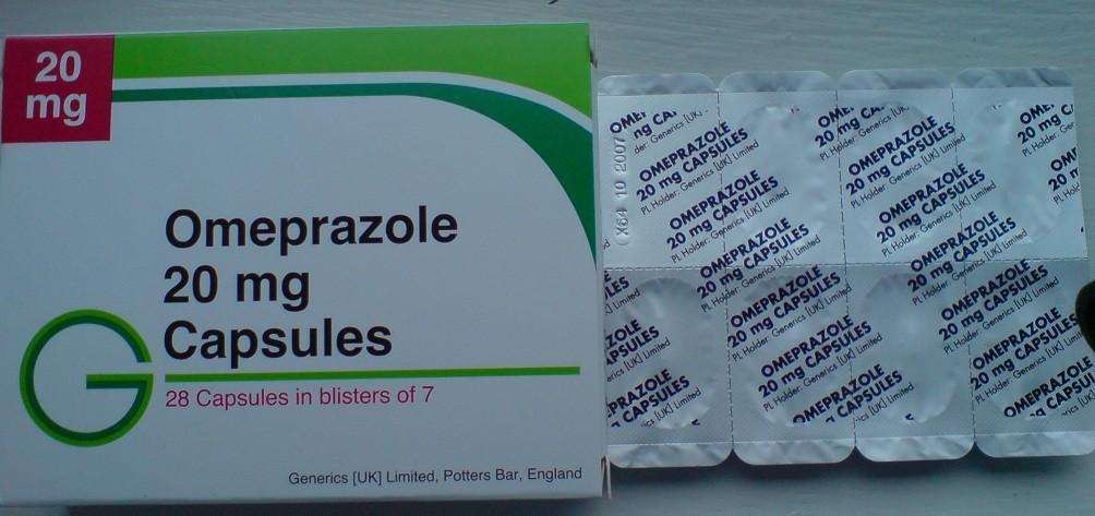 الآثار الجانبية لدواء اوبرازول اقراص
