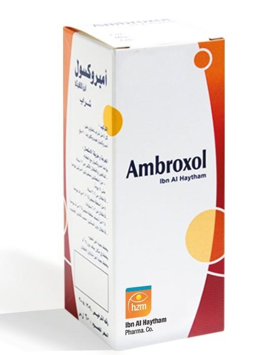 الجرعة الخاصة بدواء أمبروكسول