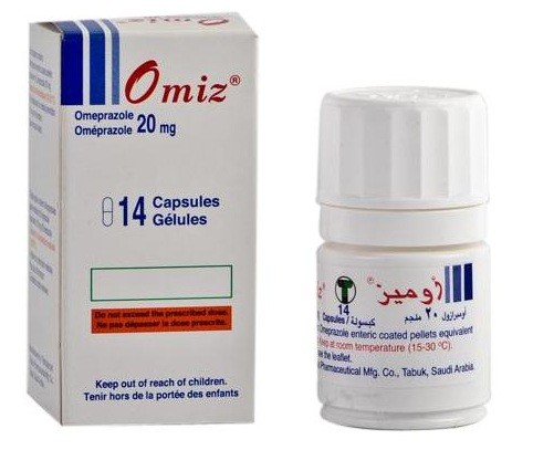 الإحتياطات والموانع لإستعمال دواء أوميز كبسول