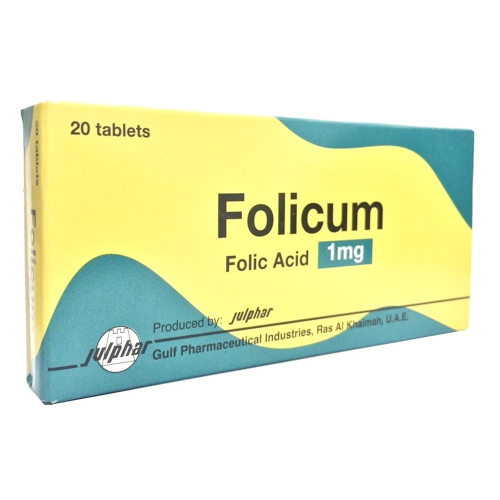 موانع الإستخدام دواءفوليكوم
