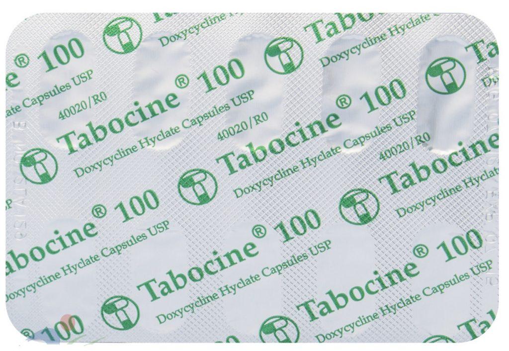 Tabocine Capsulesموانع الاستخدام لدواء تابوسين كبسول