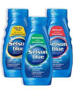 Photo of سلسن بلو شامبو Selsun Blue Shampoo لعلاج القشرة نهائياً