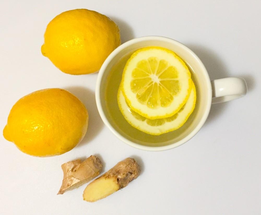 اضرار الزنجبيل والليمون