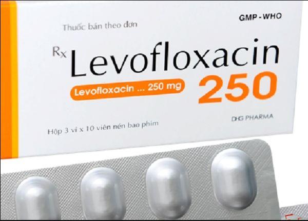 دواء ليفوفلوكساسين levofloxacin لعلاج التهابات الجهاز التنفسي والمسالك البولية
