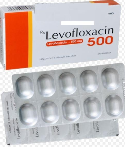 موانع أستخدام levofloxacin دواء