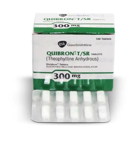 الآثار الجانبية الخاصة بدواء Quibron TSR