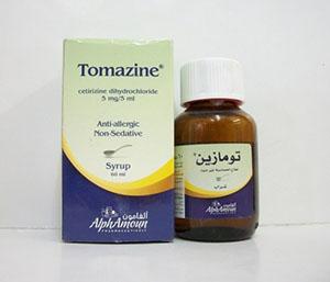Photo of تومازين أقراص Tomazine Tablets مضاد للحساسية والالتهابات