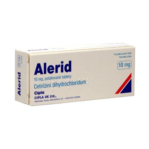 اليريد أقراص Alerid Tablets