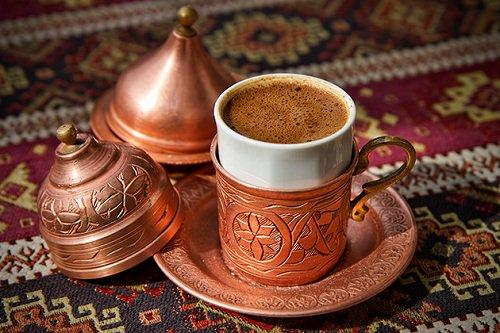 فوائد القهوة التركية