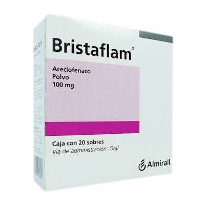 Photo of دواء بريستافلام أقراص Bristaflam Tablet الجرعه والاستعمال