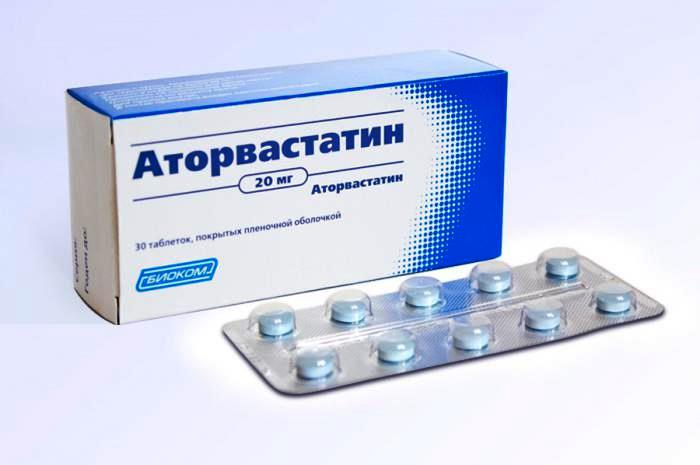 أتورفاستاتين Atorvasatatin