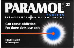 دواعي الاستعمال لدواء بارامول أقراص شراب Paramol Tablets