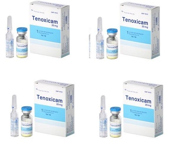 Photo of تينوكام كبسولات Tenoxicam Capsulesمضاد للروماتيزم ومسكن للآلم