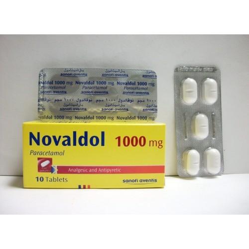 دواعي إستعمال دواء Novaldol Tablet