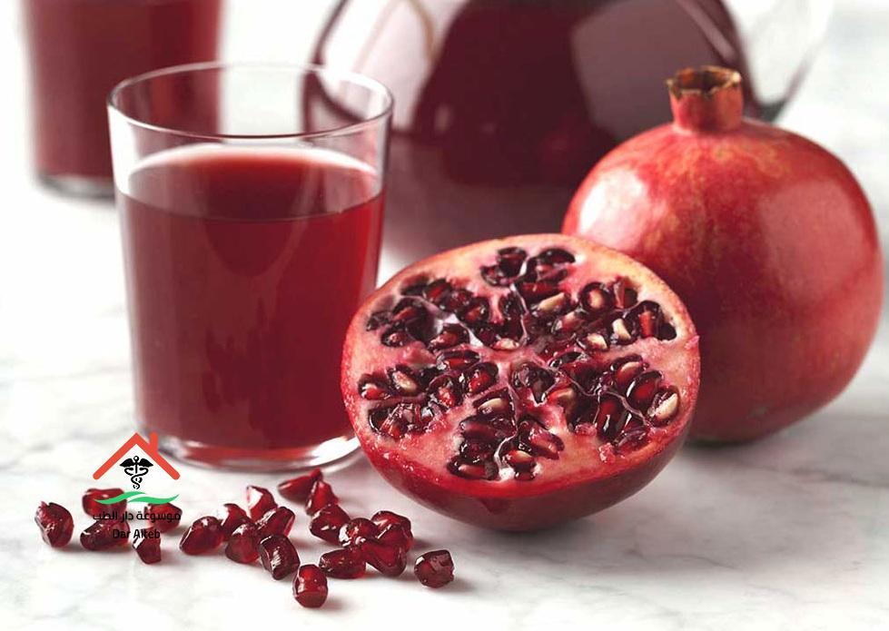 فوائد عصير الرمان تعرف على أهم 7 فوائد