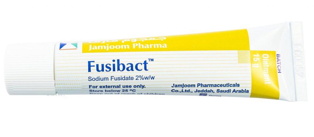 الآثار الجانبية لإستعمال Fusibact Cream