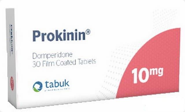 دواعي الاستخدام لدواء بروكينين أقراص شراب Prokinin Tablets