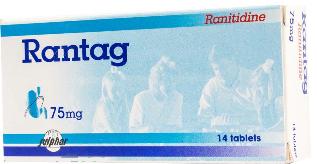 الجرعة وطريقة الأستخدام لدواء رانتاج أقراص لعلاج قرحة المعدة والإثني عشر