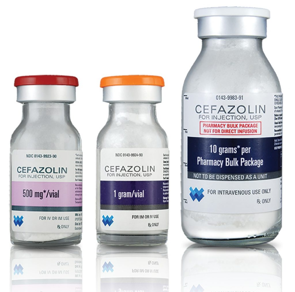 Photo of سيفازولين حقن Cefazolin Injection مضاد حيوي لعلاج البكتريا