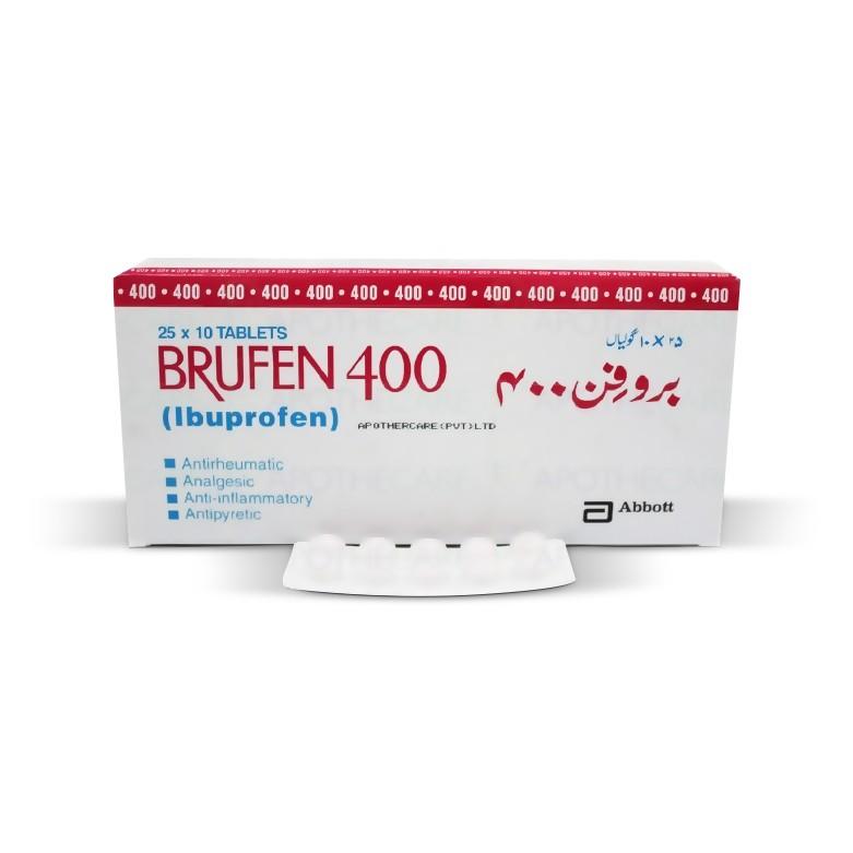 دواعي الاستخدام لدواء بروفين أقراص brufen Tablets