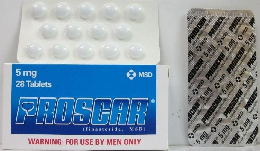 بروسكار أقراص PROSCAR لعلاج تضخم البروستاتا