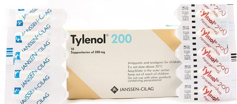 تايلينول أقراص TYLENOL خافض للحرارة ونواهي الاستخدام