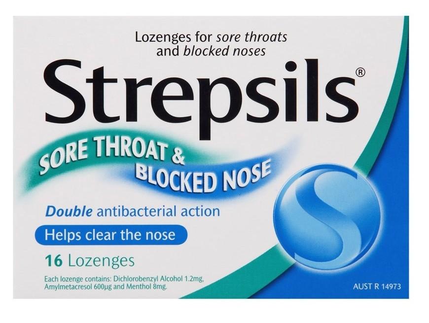 الأعراض الجانبية لأقراص ستربسلز Strepsils Tablets
