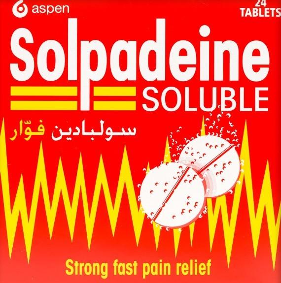 Photo of سولبادين Solpadeine أقراص وفوار مسكن للألم وخافض للحرارة