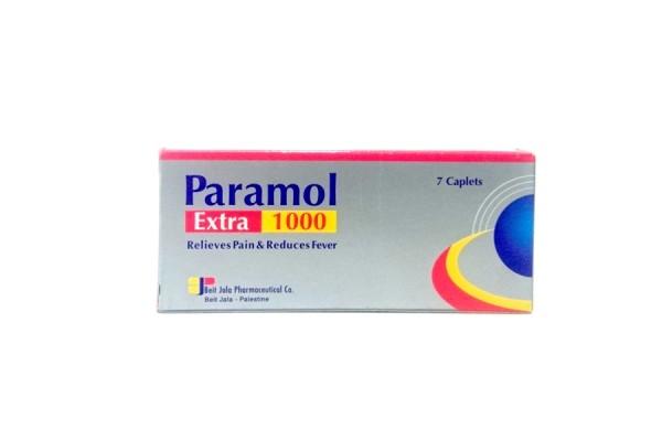 الآثار الجانبية لدواء بارامول أقراص شراب Paramol Tablets